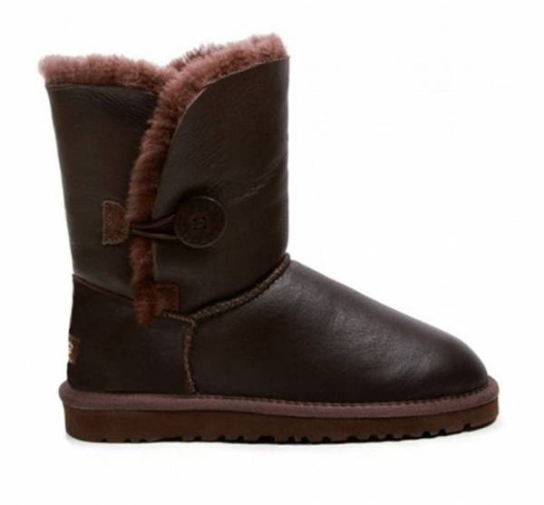 купить Угги UGG AUSTRALIA BAILEY BUTTON SHORT (5803W/CHO NAPPA)